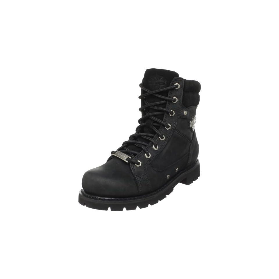 Harley Davidson Mens Renzo Boot,Black,13 M US