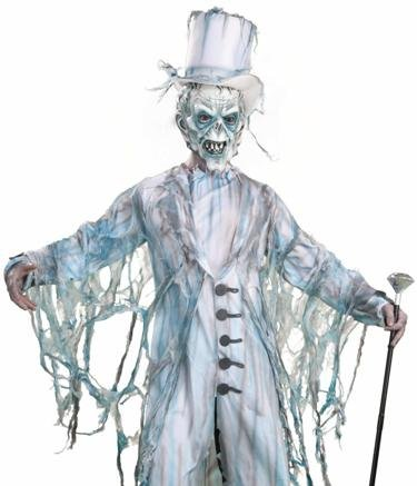 Forum Mens Ghost Groom Gentleman Scary Halloween