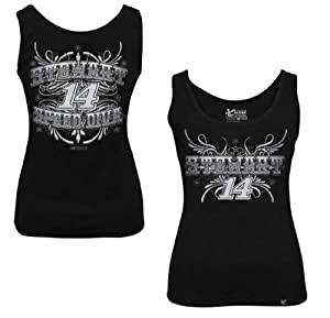 Tony Stewart Ladies Chase Authentics Speed Diva Tank Top - 2014 by Chase Authentics