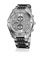 August Steiner Reloj de cuarzo Man AS8070SS 46 mm