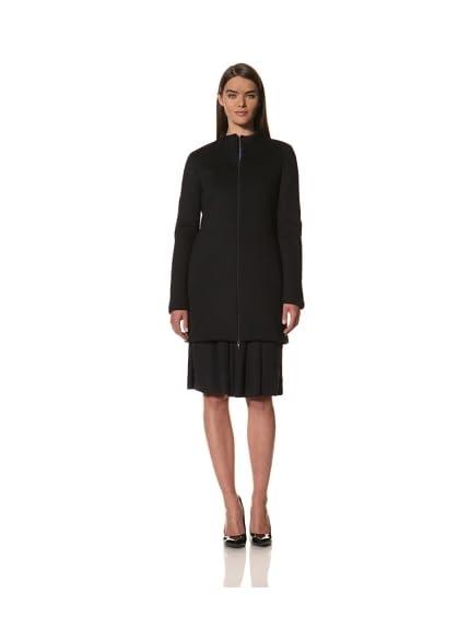 JIL SANDER Women's Zip-Front Coat