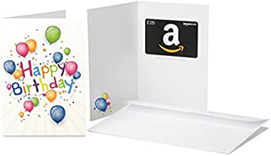 Amazon.co.uk Gift Card - £25  (Birthday Blast)