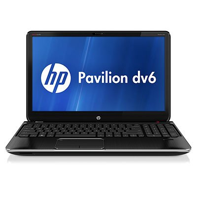 HP Pavilion 16 dv6t - 2.3 GHz; 640GB HD; 8GB RAM; Windows 7 Ultimate