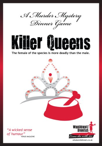 Hen Night Murder Mystery Game for 13 Players