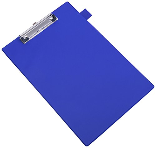 rapesco-clipboard-a4-blue
