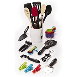 Farberware 28-Piece Tool and Gadget Kitchen Set