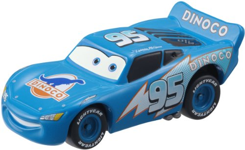Tomica Disney Pixar Cars Lighting McQueen Dinoco Ver C-02