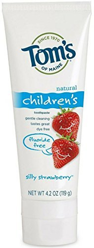 toms-of-maine-fluoride-free-childrens-toothpaste-silly-strawberry-42-oz-pack-of-6
