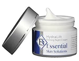 BEST NIGHT CREAM - Anti Aging Moisturizer Skin Repair Treatment with GREEN TEA - Hyaluronic Acid - Vitamin C E & A - Retinol - Advanced Night Moisturizing Peptides Firms and Lifts - Reduces Wrinkles - Dark Spots and use to Smooth Bumpy Complexion - Deeply