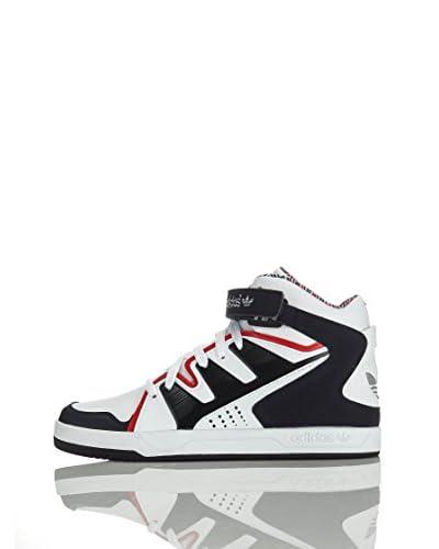 adidas Sneaker Mc-X 1 [Bianco/Nero/Rosso]