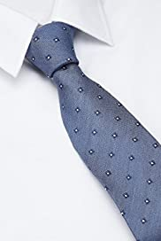 Ultimate Pure Silk Stonehenge Tie