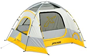 Xscape designs vertex 4 person tent for Xscape garden design