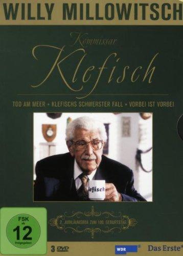 Kommissar Klefisch - 2. Jubiläumsbox/Fall 4-6 [3 DVDs]