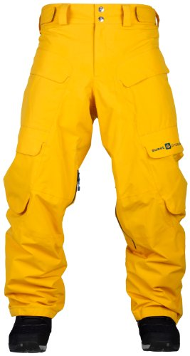 Sweet Protection Herren Skihose Dissident Pants, Amber Yellow, L, 132314501718