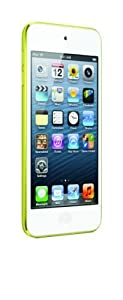 Apple iPod touch 32GB 5th Generation - Yellow  (Latest Model - Launched Sept 2012)