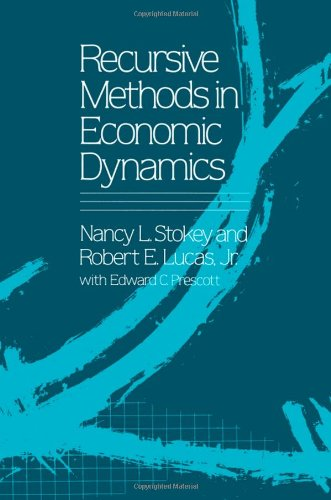 Free sample ebook download Recursive Methods in Economic Dynamics 9780674750968 CHM PDB RTF by Edward C. Prescott, Nancy L. Stokey, Robert E. Lucas