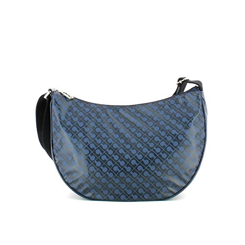 GHERARDINI SOFTY HOBO BAG GH0330 266 NAVY