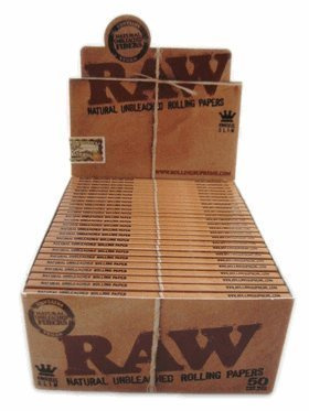 raw-slim-fabric-rolling-paper-brown-king-box-of-50