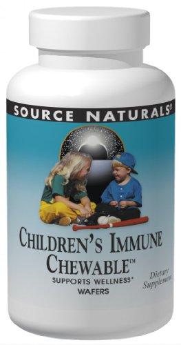 Source Naturals Children'S Immune, 60 Chewable Wafers