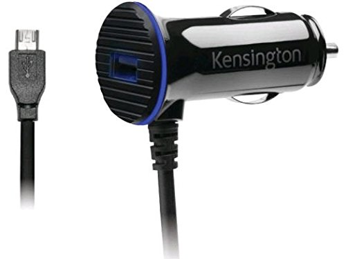 Kensington K38119WW 3.4A Dual USB Car Charger