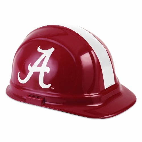 NCAA Alabama Crimson Tide Hard Hat at Amazon.com