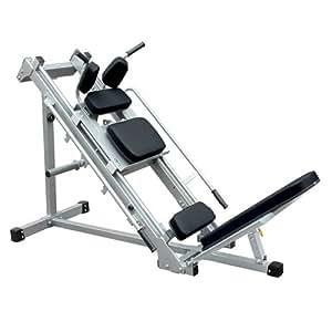 Amazon.com: BSN Sports Power Ram Sled Hack-Machine/Leg Press Sold Per