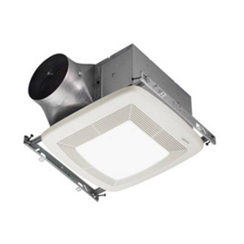 Broan Xb80L Ultra X1 Single-Speed Series Ventilation Fan With 36-Watt Fluorescent Bulb And 4-Watt Night Bulb front-631670