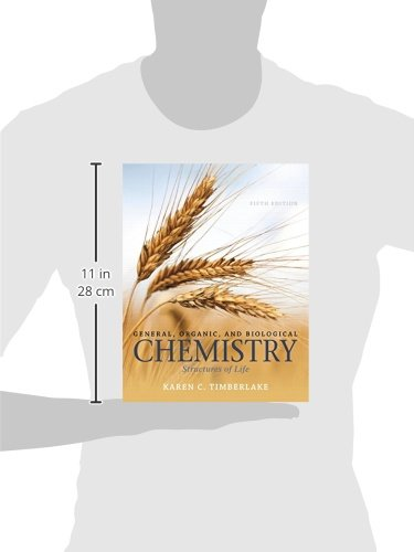 General, Organic, and Biological Chemistry:Structures of Life Plus    MasteringChemistry with eText -- Access Card Package