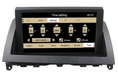 LIKECAR-8-Zoll-AUTO-GPS-Navigation-DVD-Stereo-Autoradio-fr-Mercedes-Benz-C-Class-W204-2007-2011-mit-HD-Touchscreen-WinCE-60-800MH-256-MB-Lenkradsteuerung-Navigation-iPod-1080P-Bluetooth-USB-RDS-Dual-Z