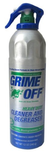 Nutek Grime Off Heavy Duty Cleaner And Degreaser 12 Oz, Bet-0032 front-4091