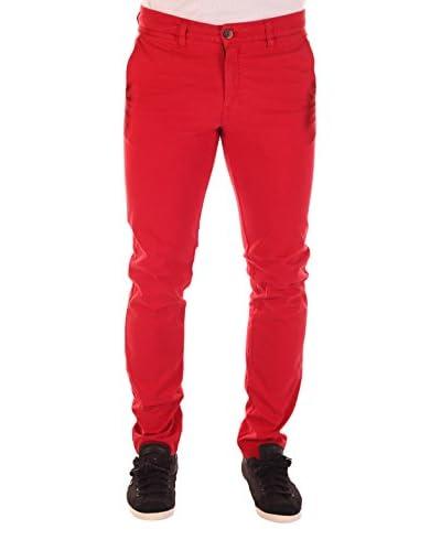 BENDORFF Pantalone Chino [Rosso]