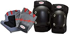 Bell Riderz Street Shred Pad Set from Bell
