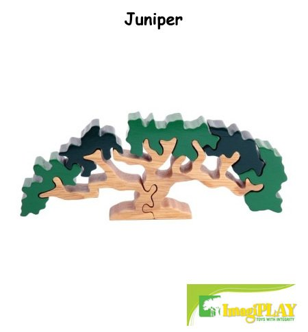 Cheap Fun ImagiPLAY Colorific Earth Juniper Tree Puzzle (#10406) (B002DLZQMG)