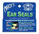 Macks Ear Seals Earplugs 1pr