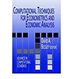 img - for [(Computational Techniques for Econometrics and Economic Analysis )] [Author: David A. Belsley] [Dec-1993] book / textbook / text book
