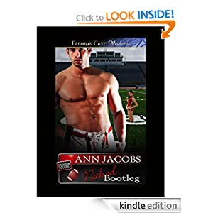 Naked Bootleg (Gridiron Lovers, Book One) Ann Jacobs