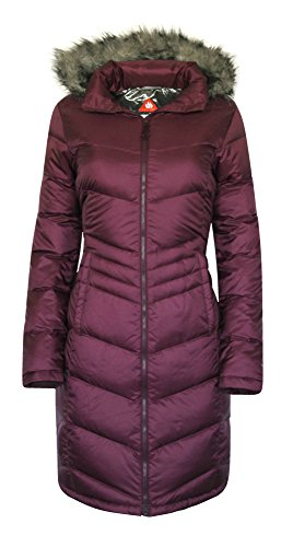 Columbia-Womens-Polar-Freeze-Long-Down-Jacket-Omni-Heat-Warm-Winter-Coat