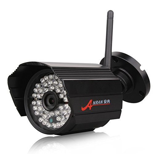 Anran 4ch Wifi 720p Nvr Wireless Ip Security Camera System