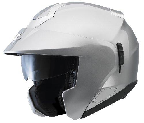 Scorpion EXO-900 Solid Hypersilver X-Small Modular Helmet