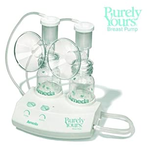 Ameda Purely Yours Breast Pump (Discontinued by Manufacturer)