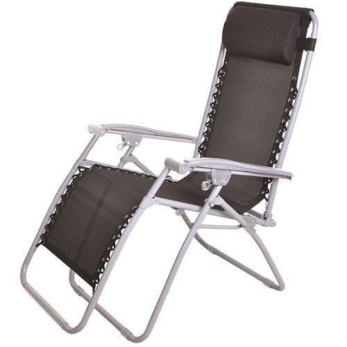 Ofertas silla reclinable de textoline para jard n hamble for Ofertas sillas de jardin