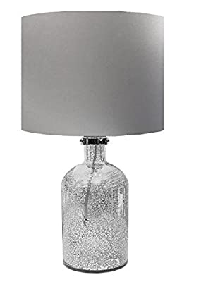 Urban Shop Mercury Lamp with CFL Bulb