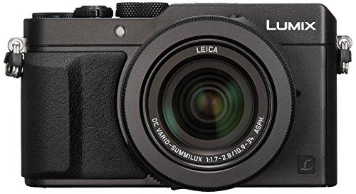 Panasonic コンパクトデジタルカメラ ルミックス LX100 4/3...
