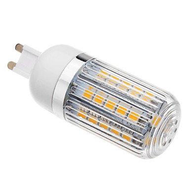 G9 5W 41X5050Smd 420-450Lm 2500-3500K Warm White Light Led Corn Bulb (220-240V)