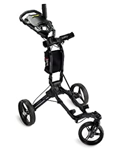 Bag Boy TriSwivel Push Cart by Bag Boy