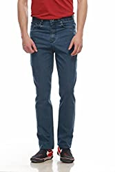 Jogur Men's Slim Fit Jeans(JSD-18_Mid Blue_30)