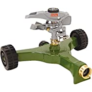 Do it Best Wheeled Impulse Sprinkler-IMPULSE WHEELD SPRINKLER