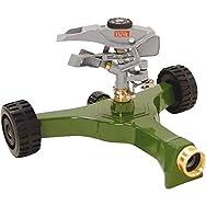 Do it Best Wheeled Impulse Sprinkler-IMPULSE WHEELD SPRINKLER