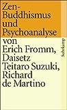 Zen-Buddhismus und Psychoanalyse (3518365371) by Erich Fromm