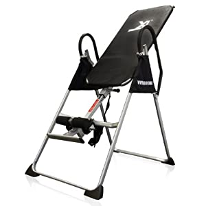 Pro Deluxe Folding Fitness Inversion Table
